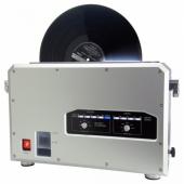 Ultrazvukov� vy�i�t�n� jedn� vinylov� desky