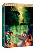 Kniha džunglí kolekce 2DVD