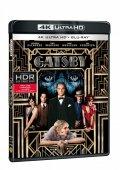 Velk� Gatsby (2Blu-ray UHD+BD)