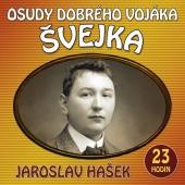 Hašek: Osudy Dobrého Vojáka Švejka (MP3 na CD)