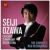 Seiji Ozawa & The Chicago