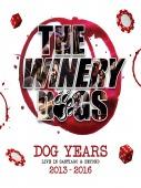 Dog Years Live In Santiago & Beyond 2013-2016 (blu-ray+cd)