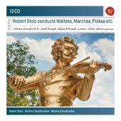 Conducts Waltzes, Marches & Polkas